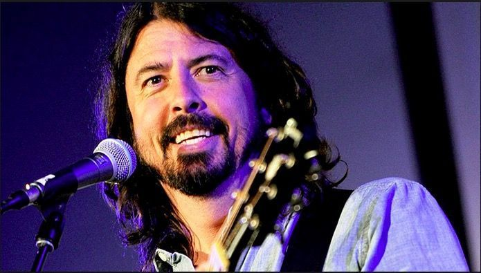 Dave Grohl  - entradas Foo Fighters